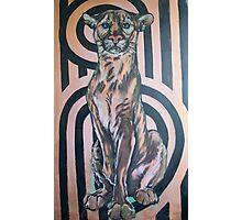 Panther Photographic Print