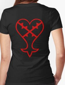 Heartless Womens Fitted T-Shirt