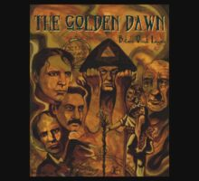 The Golden Dawn by aglastudio