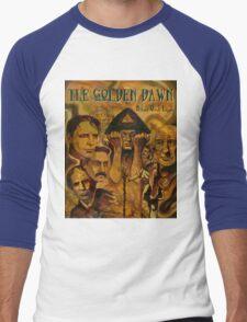 The Golden Dawn Men's Baseball ¾ T-Shirt
