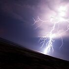 Lightning at Broughton by jermesky