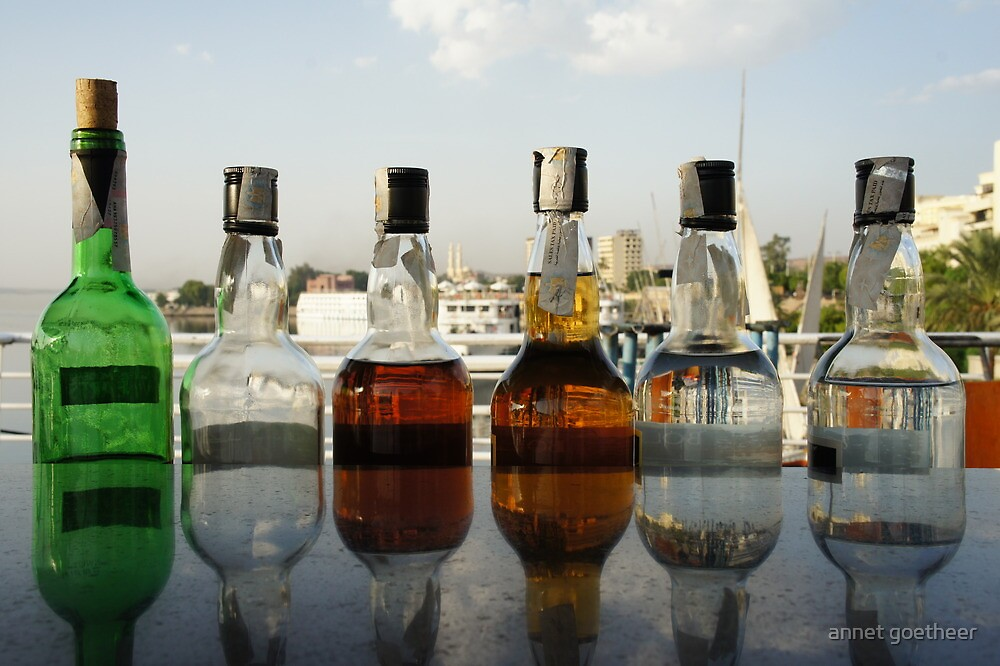 booze on the river nile by annet goetheer