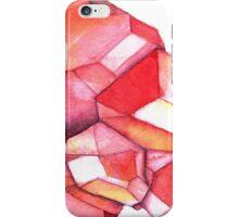 Garnet – January birthstone iPhone Case/Skin