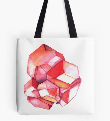 Garnet – January birthstone Tote Bag