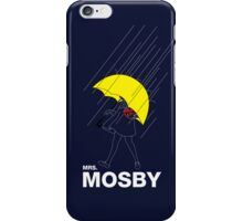 Mrs. Mosby iPhone Case/Skin