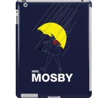 Mrs. Mosby iPad Case/Skin