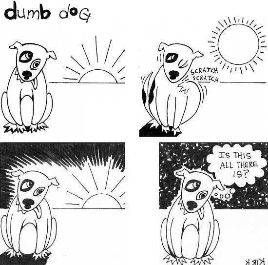 'Dumb Dog' by Jerry Kirk