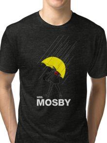 Mrs. Mosby Tri-blend T-Shirt