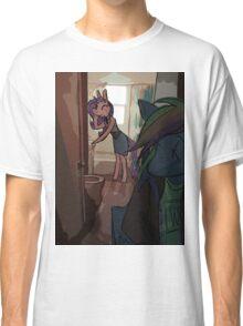 getting ready Classic T-Shirt