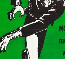 Frankenstein - Vintage Sticker