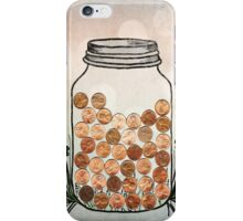 Lucky Pennies iPhone Case/Skin