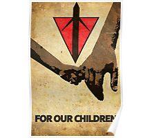 Planetside 2 - Terran Republic - Propoganda Poster