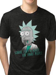 The new genius  Tri-blend T-Shirt