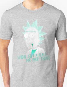 The new genius  Unisex T-Shirt