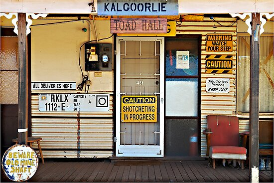Interesting Facade by Malcolm Heberle