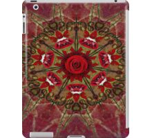 Ring around the rosie iPad Case/Skin