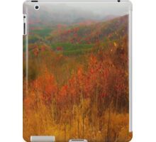 Ellijay, Georgia - Fort Mountain iPad Case/Skin