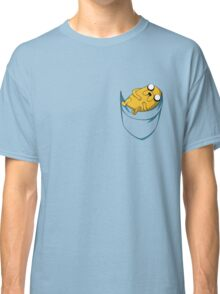 Adventure Time: Jake in Pocket Classic T-Shirt