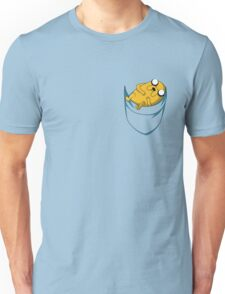 Adventure Time: Jake in Pocket Unisex T-Shirt