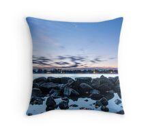 Rise of Venus Throw Pillow