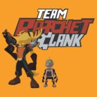 Team Ratchet & Clank by ShroudOfFate