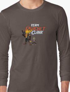Team Ratchet & Clank Long Sleeve T-Shirt