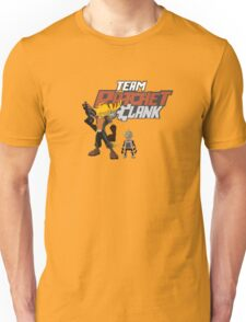 Team Ratchet & Clank Unisex T-Shirt