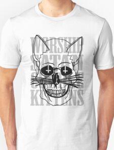 Worship Satan, Cuddle Kittens. T-Shirt