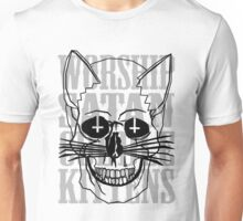 Worship Satan, Cuddle Kittens. Unisex T-Shirt