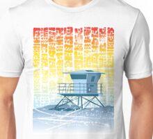 lifeguard tower Unisex T-Shirt