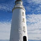 Bruny Island lighthouse by Jennifer Eurell