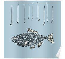 kill fish Poster