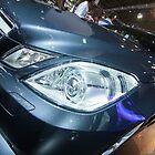 Mercedes-Benz E 250 Turbo Coupé Front [ Print & iPad / iPod / iPhone Case ] by Mauricio Santana