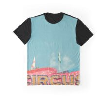 Circus Lights Graphic T-Shirt