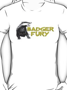 Badger Fury T-Shirt