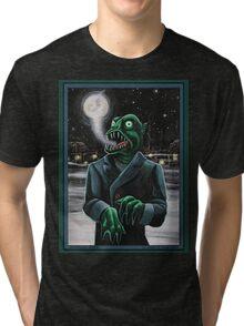 Innsmouth Winter Tri-blend T-Shirt
