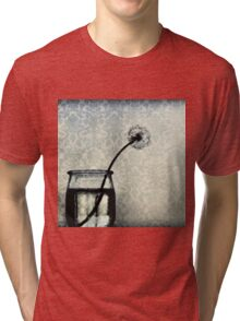 make a wish Tri-blend T-Shirt
