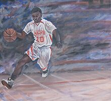 Basketball  by AC-Paintings