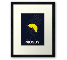 Mrs. Mosby Framed Print