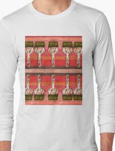 Persia Brush Long Sleeve T-Shirt