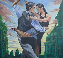 Tango by AC-Paintings