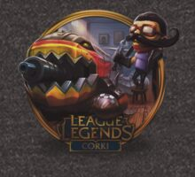 Corki Hot Rod - League of Legends by REALSTORE