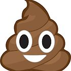Poop Emoji Sticker by redcow
