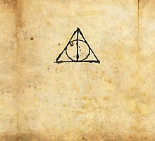 Deathly Hallows by skyekathryn