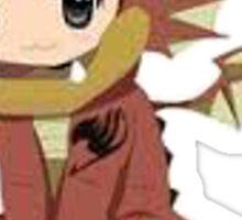 Natsu Dragneel (chibi) Sticker