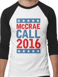 McCrea / Call 2016 Presidential Campaign - Lonesome Dove  Men's Baseball ¾ T-Shirt