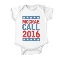 McCrea / Call 2016 Presidential Campaign - Lonesome Dove  One Piece - Short Sleeve