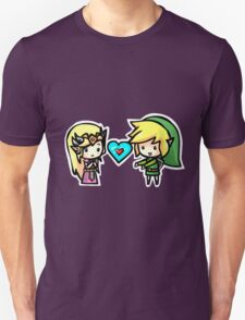 Link and Zelda T-Shirt