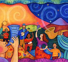 Musical Unity by Janet Broxon