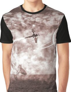 Going Down Graphic T-Shirt